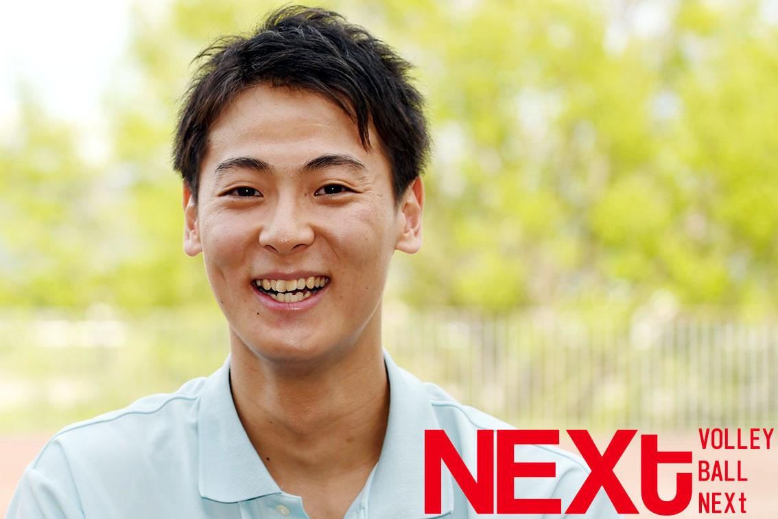 永露元稀「全日本初選出!飛躍の年にしたい」