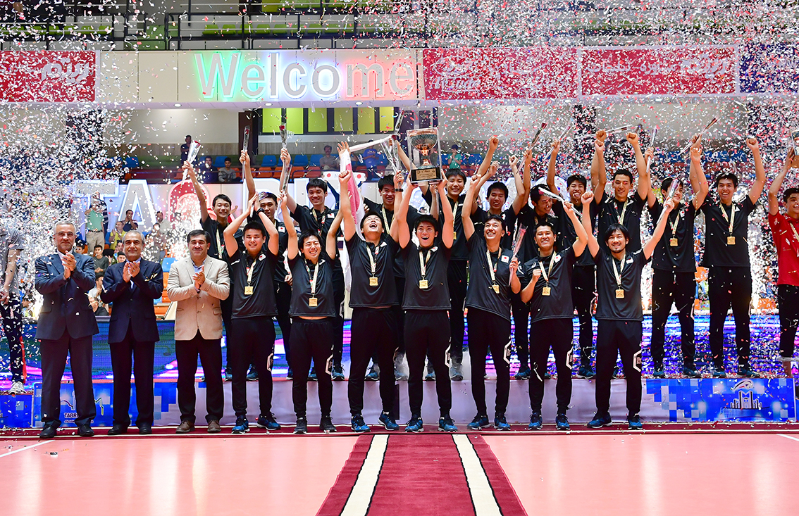 水町率いるU-18がアジアユース連覇!