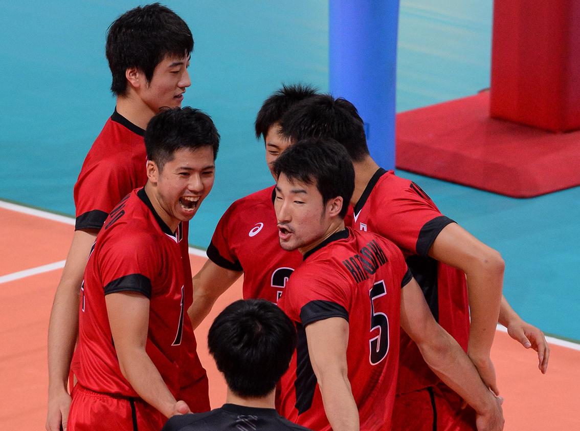 AVC予選ラウンド第1戦、韓国に惜敗。次戦はカザフスタン