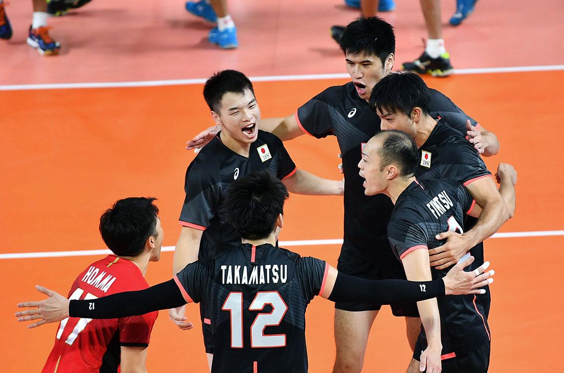 アジア競技大会、連勝でグループ首位通過!