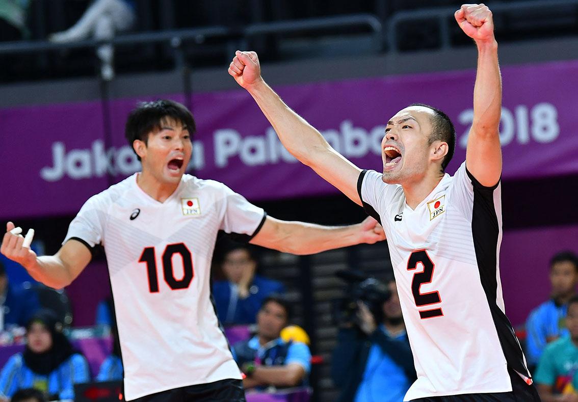 アジア競技大会、ベスト8に進出!