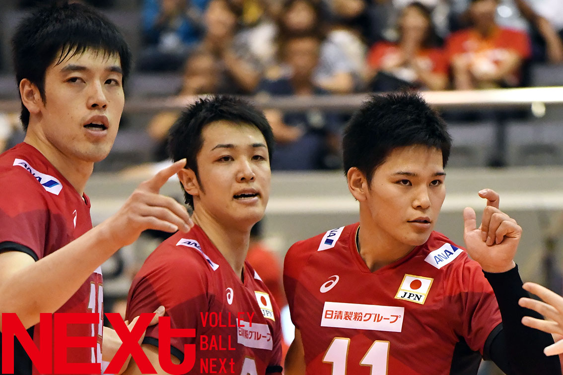 龍神NIPPON – VOLLEYBALL NEXt