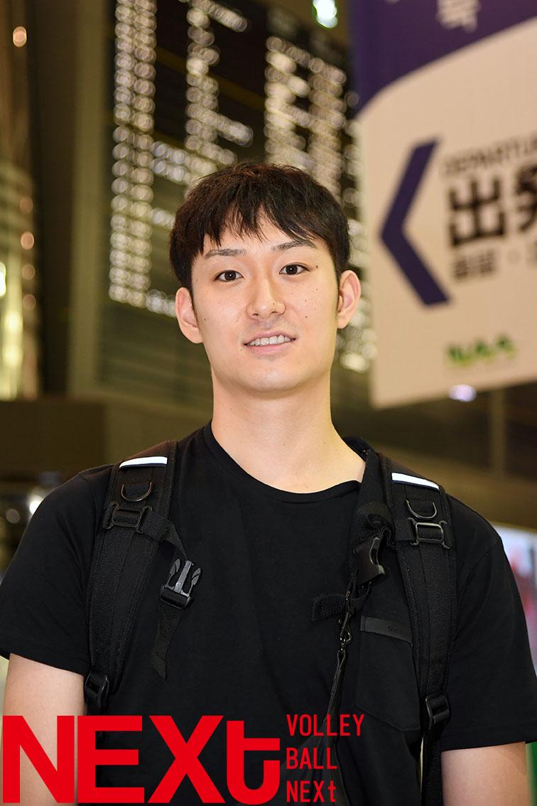 柳田将洋がポーランド1部リーグ参戦へ向け出発。