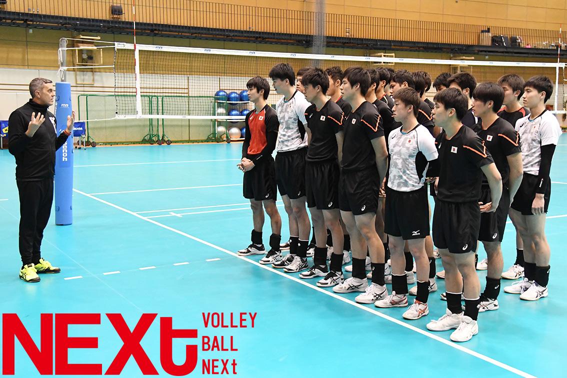 世代別日本代表候補合宿、及び2019ユニバ最終選考合宿を実施。大学界の精鋭が招集される
