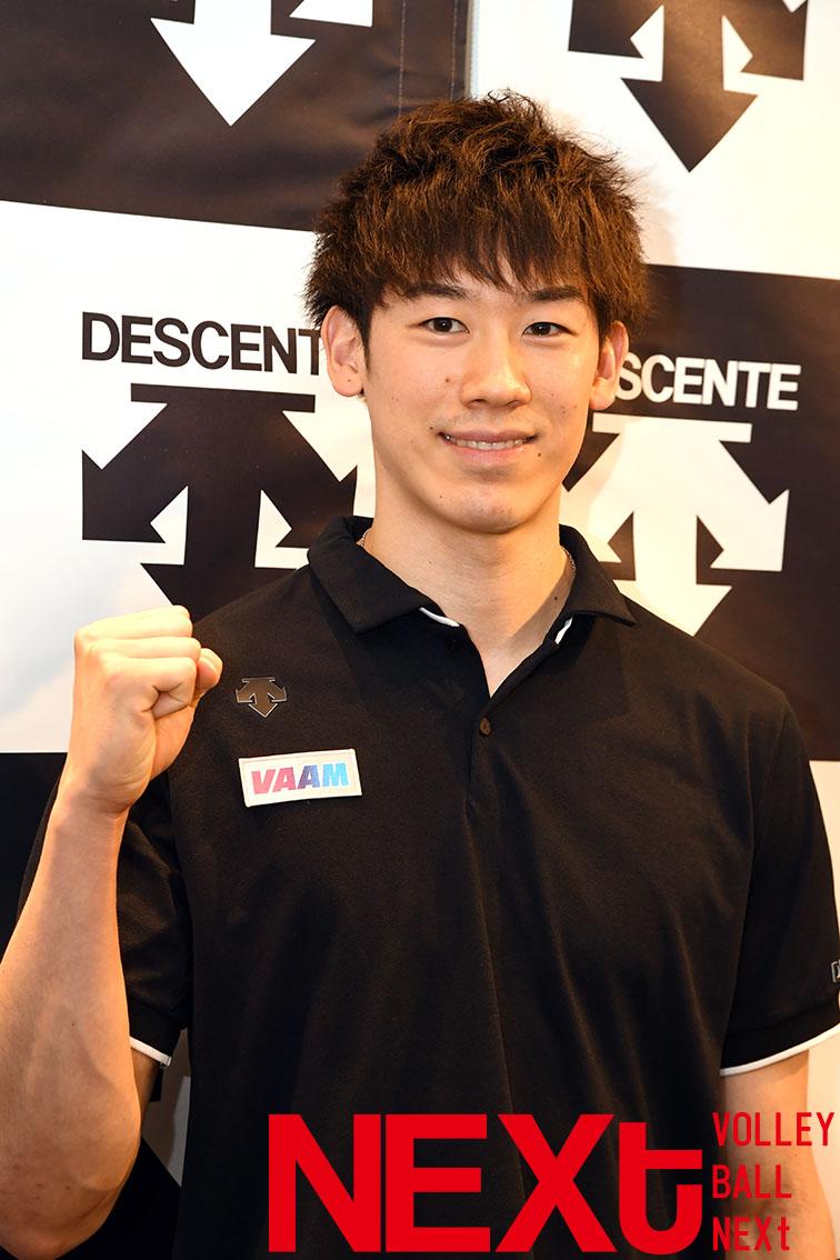 「世界に勝つためには世界を知らなければいけない」日本代表エース石川祐希、来季はパドヴァでプレー