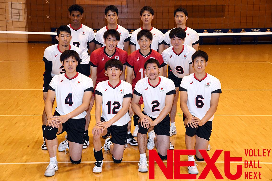 ユニバーシアード夏季大会が開幕。男子バレーボール日本代表「攻撃力を武器に金メダルを目指す」